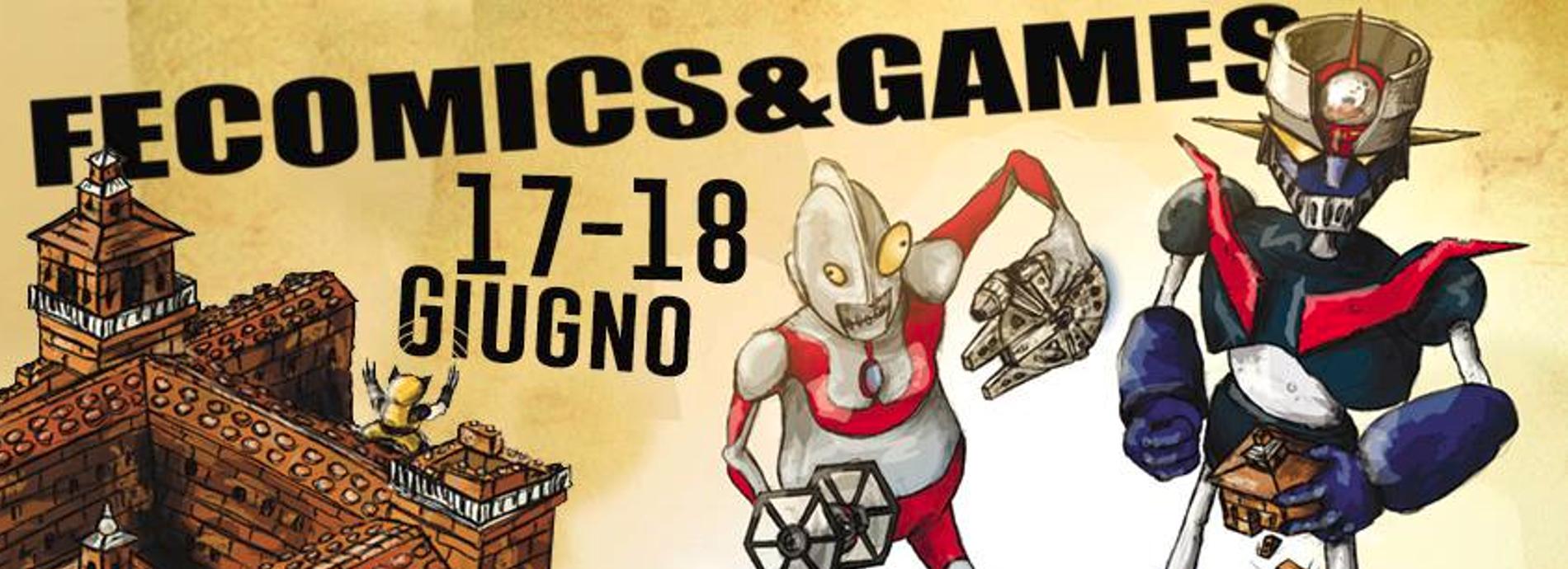 Fecomics & games Ferrara